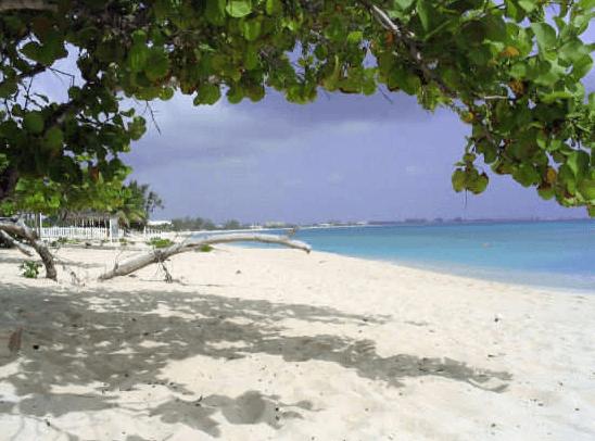 Cemetery Beach Cayman Islands