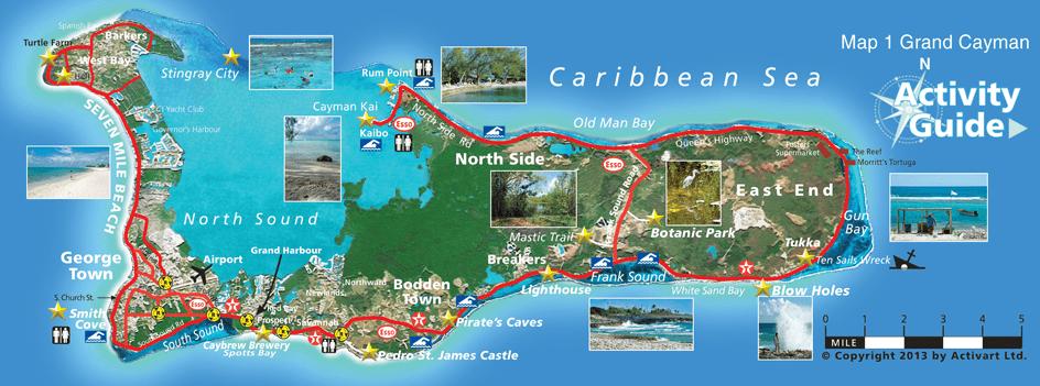 Cayman islands travel guide | afar.